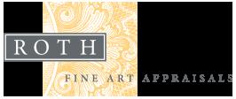 Roth Fine Art Appraisals Logo